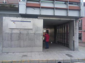 PORTÓN CORREDERA DE INOXIDABLE