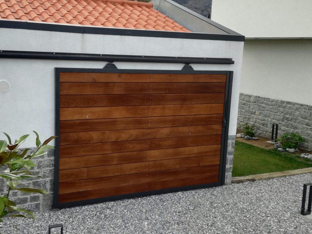 Portones de garaje dicometal carrales - Portones para garaje ...